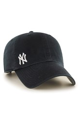 '47 Women's Brand Suspense New York Yankees Baseball Cap Black