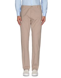 Geox Trousers Casual Trousers Men Beige