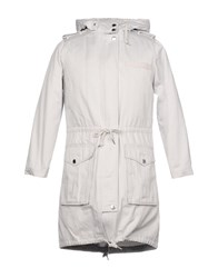 Marc By Marc Jacobs Down Jackets Light Grey