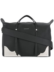 Calvin Klein Oversized Tote Bag Black