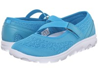 Propet Travelactiv Mary Jane Pacific Women's Shoes Blue