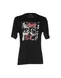Blk Dnm T Shirts Black