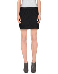 Maison Scotch Skirts Mini Skirts Women Black