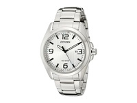 Citizen Aw1430 86A Eco Drive Sport Silver Tone Stainless Steel Watches Bronze
