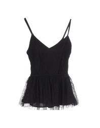Betty Blue Topwear Tops Women Black