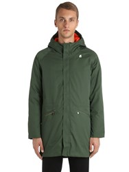 K Way Jeremy Thermo Cotton Down Parka