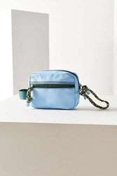 Urban Outfitters Nylon Pouch Blue