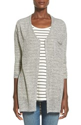 Junior Women's Lush Button Front Knit Tunic