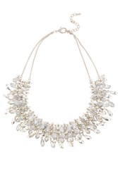 Coast Brinley Statement Necklace Silver