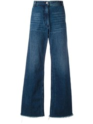 Rachel Comey Long Bishop Jeans Blue