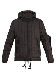 Moncler X Craig Green Banach Padded Jacket Black
