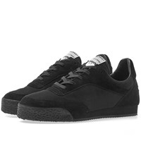 Comme Des Garcons Shirt X Spalwart Pitch Sneaker Black