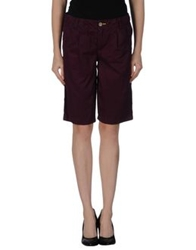 Street One Bermudas Deep Purple