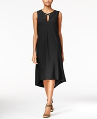 Rachel Roy High Low Shift Dress Only At Macy's Black