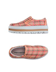 Fornarina Footwear Low Tops And Trainers Women Apricot