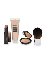 Borghese Four Piece Lip And Beauty Set No Color