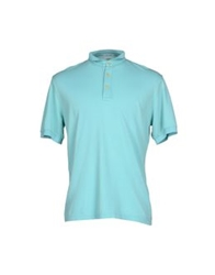 Authentic Original Vintage Style Polo Shirts Light Green
