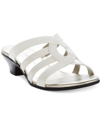 Karen Scott Emet Slide Sandals Only At Macy's Women's Shoes