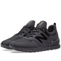 New Balance Ws574bkg Made In England Black