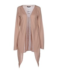 Ajay Knitwear Cardigans Women Skin Color