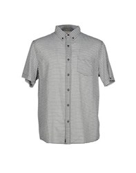 Denim And Supply Ralph Lauren Shirts Shirts Men Grey