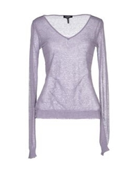 Byblos Sweaters Lilac
