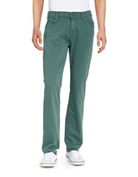 7 For All Mankind Slim Jeans Moss