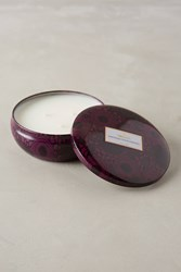 Anthropologie Voluspa Japonica Candle Tin Lilac