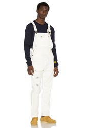 10.Deep Damien Repaired Overalls Off White