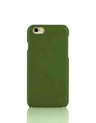 Polo Ralph Lauren Pebbled Leather Iphone 6 Case Kelly Green