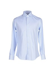 Hamilton Shirts Shirts Men Sky Blue