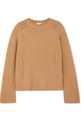 By Malene Birger Sullie Wool Blend Sweater Camel 99e1a8f52