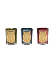 Cire Trudon Multicoloured Odeurs D'hiver Candle Gift Set 60