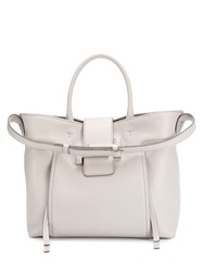Tod's Double T Tote Bag Grey