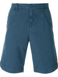 Dolce And Gabbana Bermuda Shorts Blue
