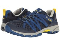 Columbia Mountain Masochist Iii Royal Collegiate Navy Men's Running Shoes Blue