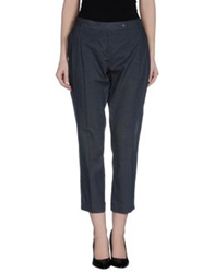 Sakura Casual Pants Steel Grey