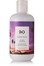 R Co Sunset Blvd Blonde Shampoo Colorless