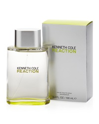 Kenneth Cole Reaction Eau De Toilette For Him 3.4 Fl. Oz.