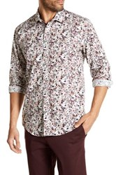 1 Like No Other Long Sleeve Woven Classic Fit Shirt Multi