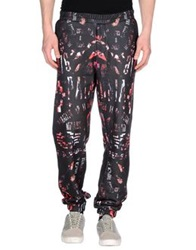 Marcelo Burlon Casual Pants Black