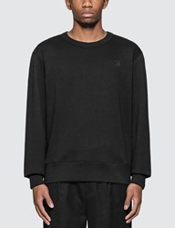 Acne Studios Fairview Face Sweatshirt Black
