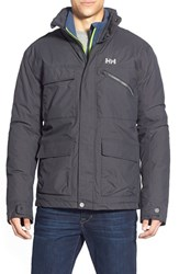 Helly Hansen Men's 'Universal' Moto Rain Jacket Rock