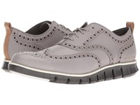 Cole Haan Zerogrand Wing Ox Leather Silver Sconce Leather Magnet Men's Shoes Beige