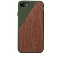 Native Union Wood Edition Clic Iphone 7 8 Case Green