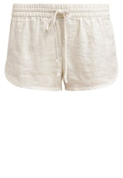 Gap Dolphin Shorts Organic White