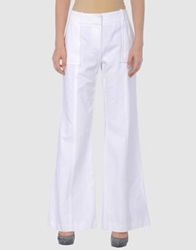 Tara Jarmon Casual Pants White