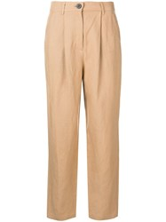 Mara Hoffman Dita Trousers Brown