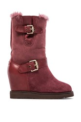 Australia Luxe Collective Machina Wedge Boot Red