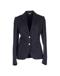 Manuel Ritz Blazers Dark Blue